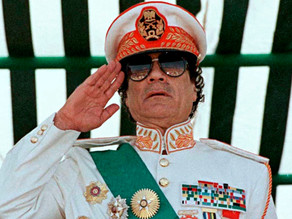 Conservatives Ignore Their Own Recent Views of Gaddafi