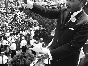 Martin Luther King, Jr.'s Call for Peace as Racial Justice Still Rings