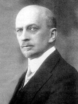 Russian philosopher Ivan Ilyin