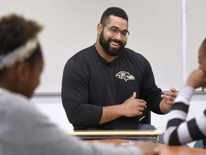 Ravens' John Urschel, lineman and PhD candidate, retires from NFL aged 26