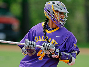 After Racist Taunts, Lacrosse Star Lyle Thompson Stands for his Heritage
