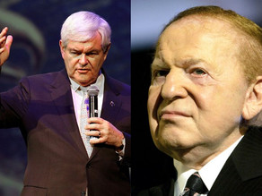 Who is Sheldon Adelson and What Has Newt Promised Him?
