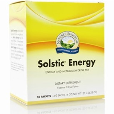 Solstic Energy by Nature's Sunshine (30 packets)