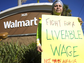 Why You Shouldn't Shop at Walmart on Friday