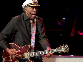 Chuck Berry tributes pour in: 'Greatest rock'n'roll writer who ever lived'