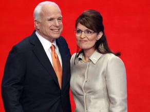 John McCain opened Pandora's box – Sarah Palin came out, but Trump was hiding behind her