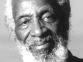 Birthday wishes go out to Dick Gregory