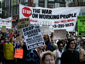 The Wall Street Occupiers and the Democratic Party