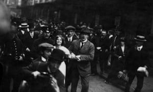 Suffragette Annie Kenney