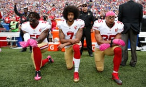 'If he were here today, King would be down on his knees with NFL protesters questioning the premise of the National Anthem.'