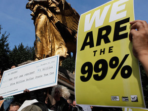 Income Inequality Didn't Happen By Accident (Video)