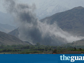 The bombing of Afghanistan shows the US is led by a one-man wild card