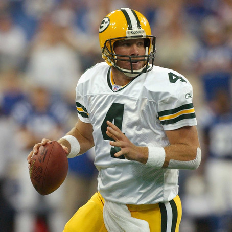 Why NFL Ironman Brett Favre Has Turned to CBD to Ease His Pain