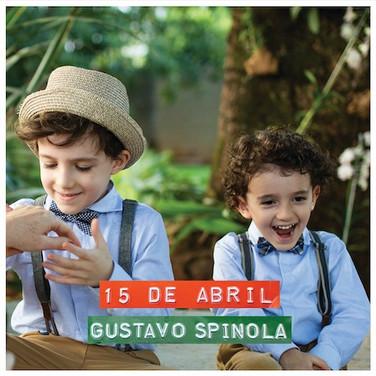 Gustavo Spínola - 15 De Abril
