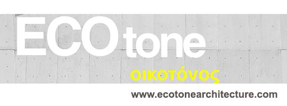 ecotone architecture logo