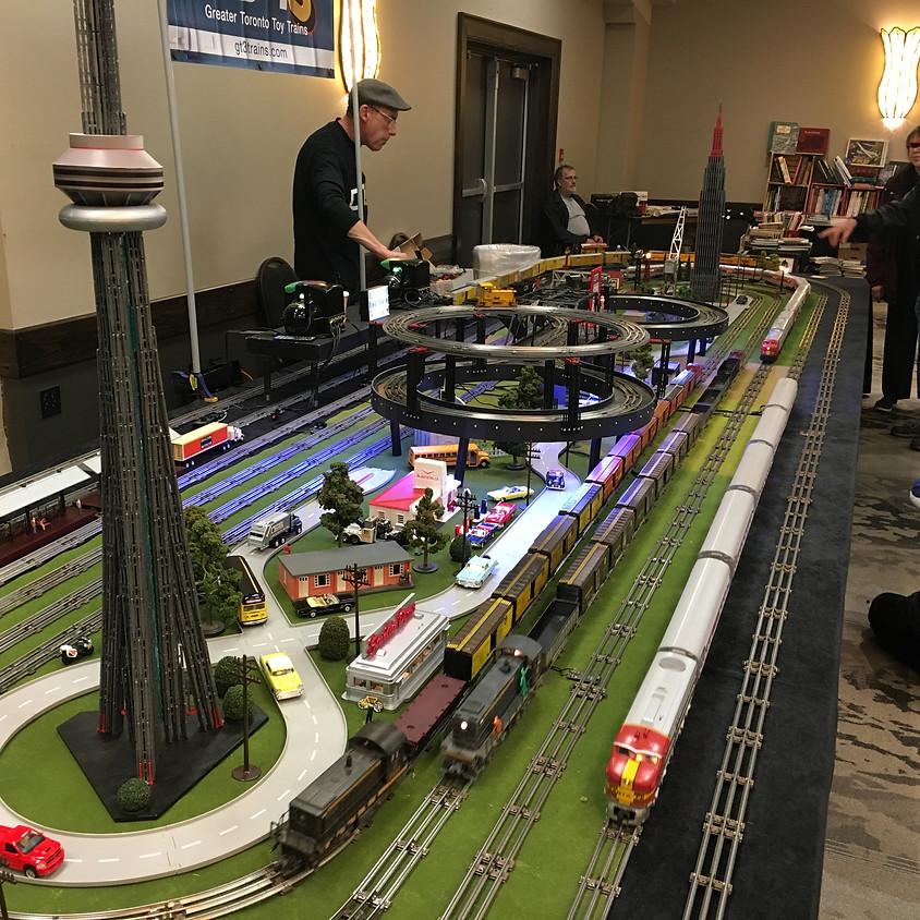 Kitchener Train Show