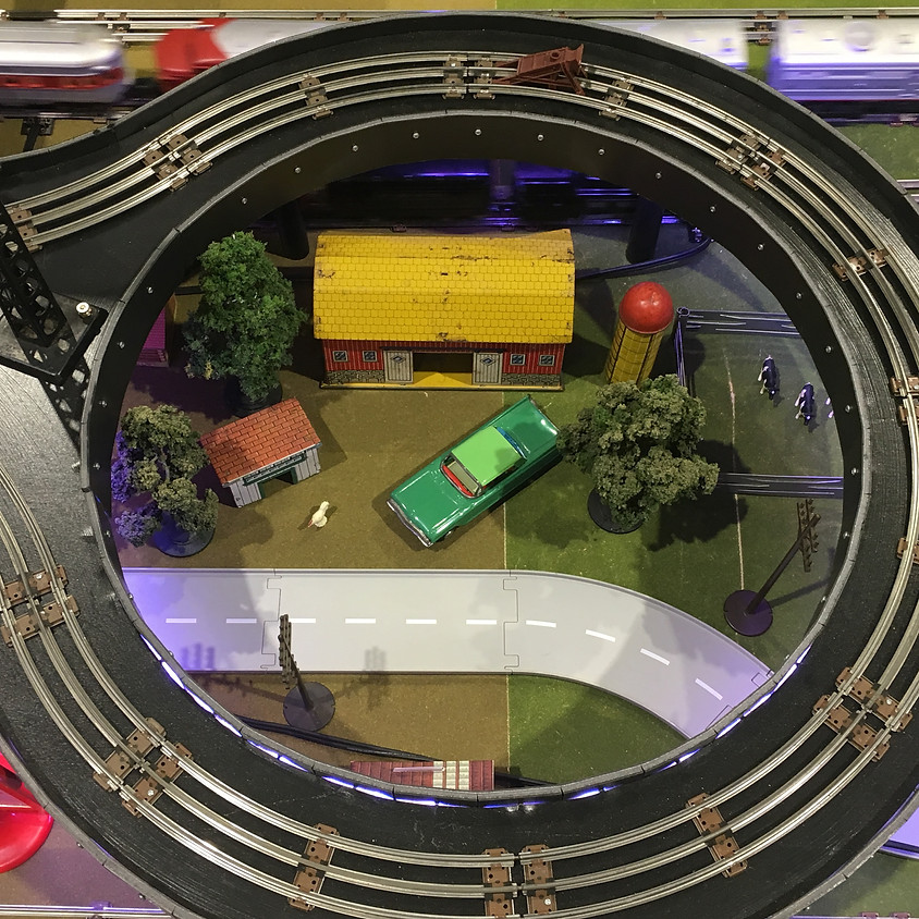 CANCELLED Woodstock Train Show CANCELLED