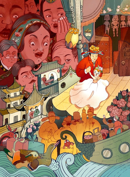 The Puppet Show: Child Bride