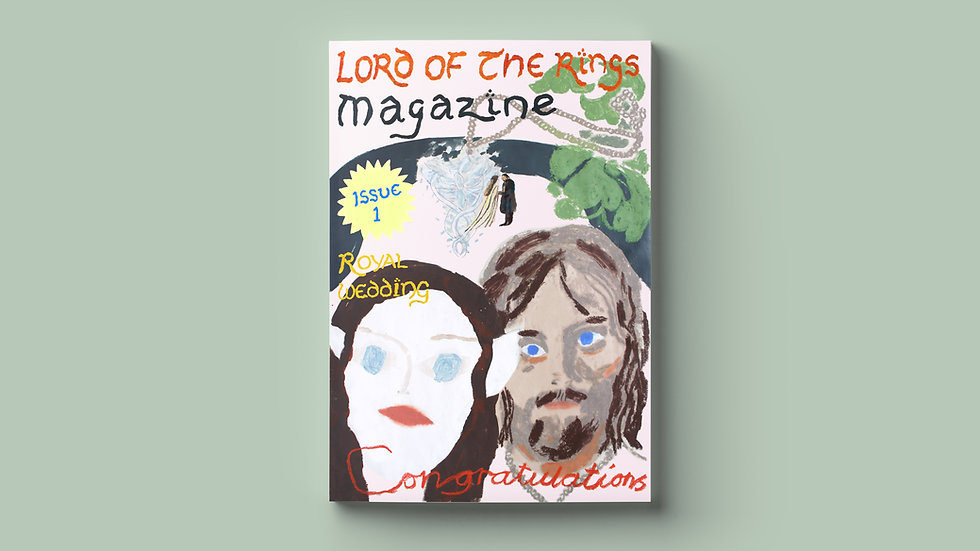 Lord of the Rings Magazine