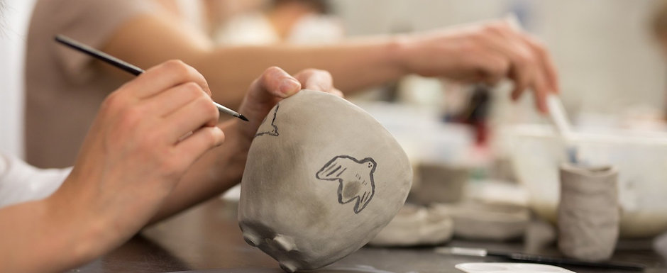 Clay Club workshop