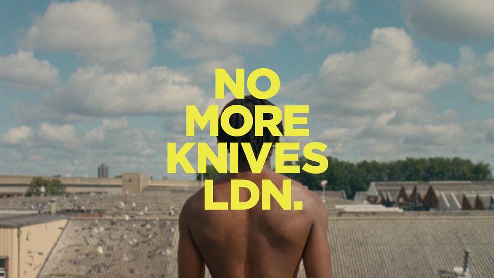 NO MORE KNIVES LDN