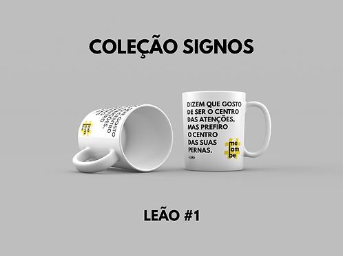 COLEÇÃO SIGNOS | LEÃO