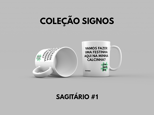 COLEÇÃO SIGNOS | SAGITÁRIO