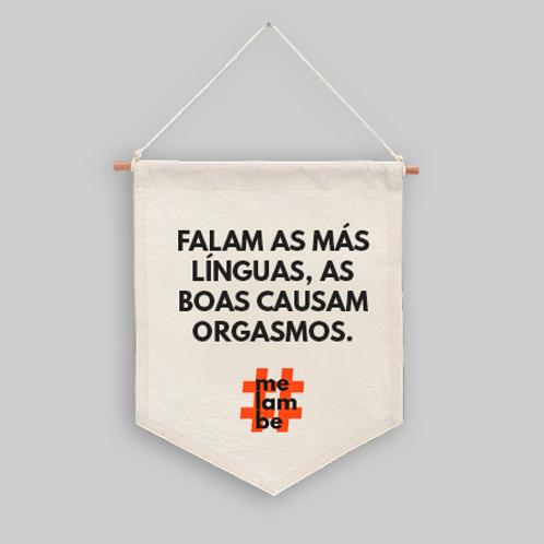 FLÂMULA   Más línguas