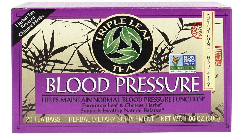 Blood Pressure Tea - Triple Leaf Tea
