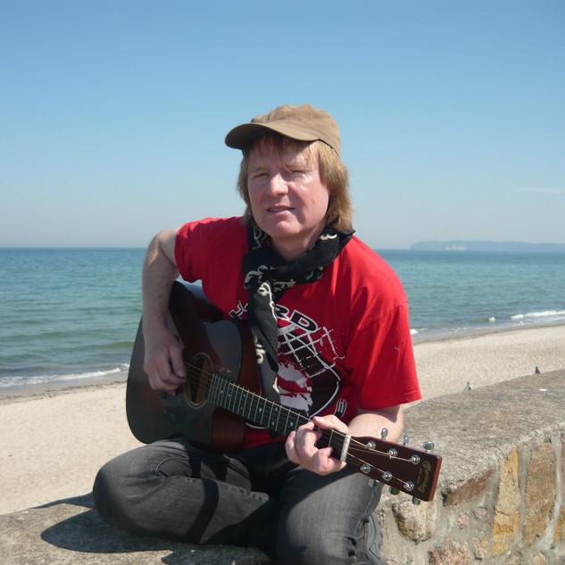 Ostsee-Tour 2012; Strand auf Rügen
