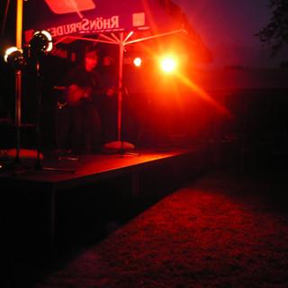 Konzert Schlosspark Melsungen 2010