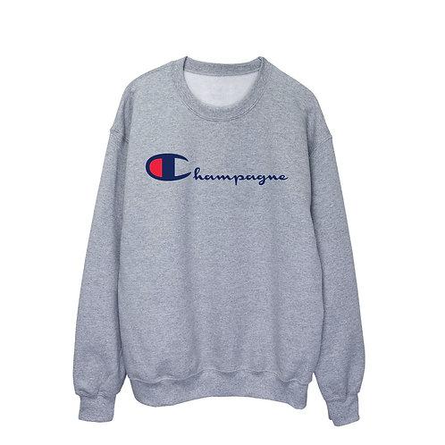 Champagne Me - Sweatshirt