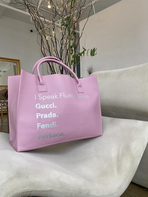 Fluent Italian -Pink