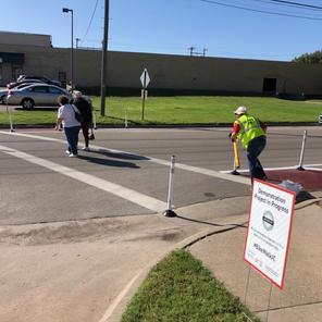 8th Street Crosswalk Improvements - Junction City