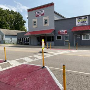 1st Street Mid-block Crossing - St. George