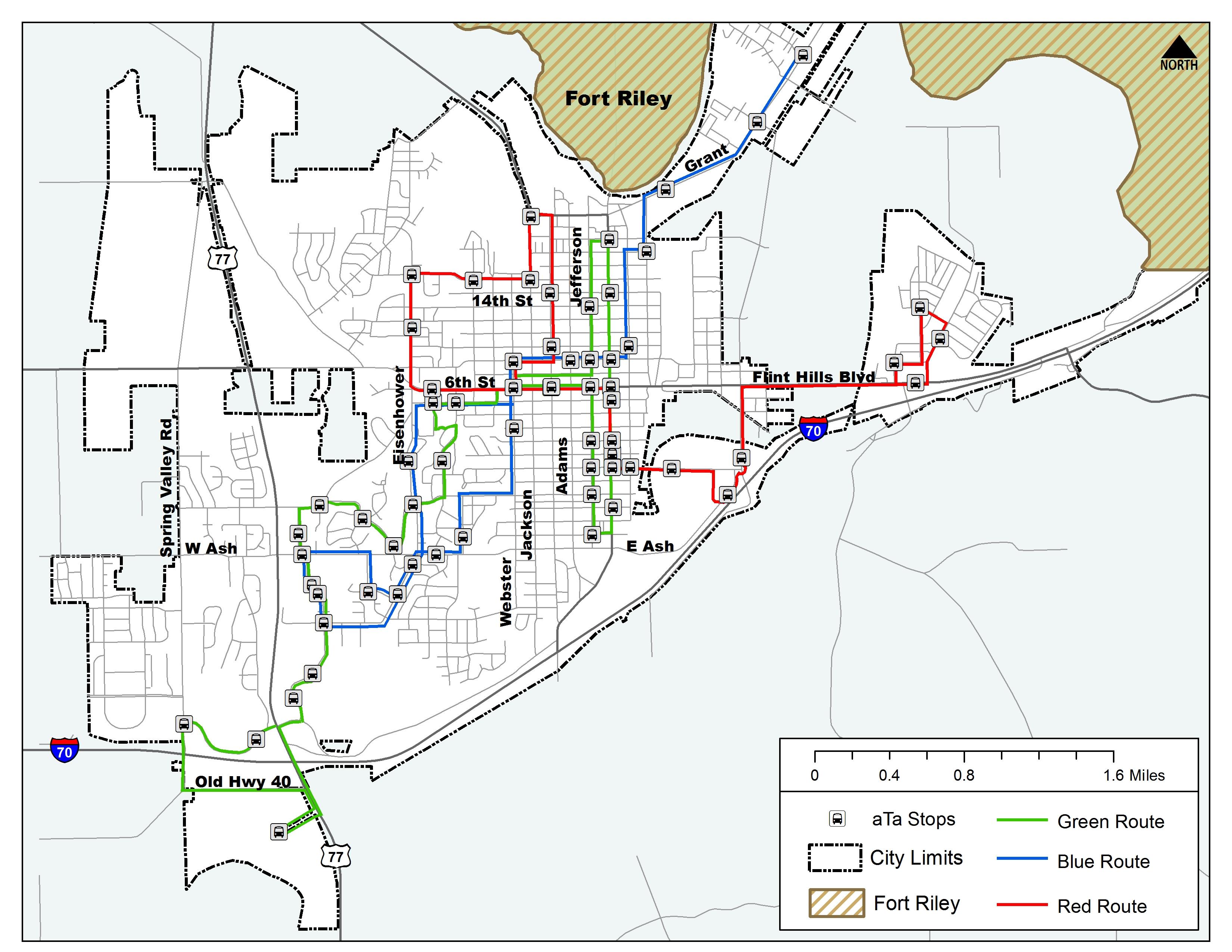 Junction City Transit Feasibility