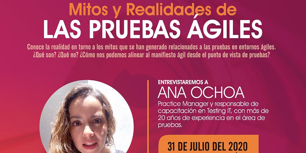 Entrevista a Ana Ochoa