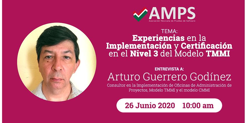 Experiencias de una empresa mexicana en la implementación y obtención del nivel 3 de madurez del modelo TMMI.