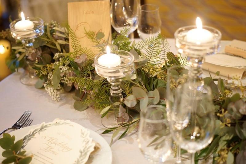 併せる小物、花器全ての要素が印象へつながります。