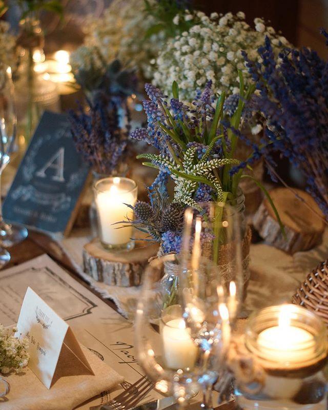 やっぱりこの感じが好き__個人の好みも、2人のこだわりも_恵まれたステージだから_いろんな想いが詰まったパーティーを2018年も積み上げていこう__#wedding #ig_wedding #happ