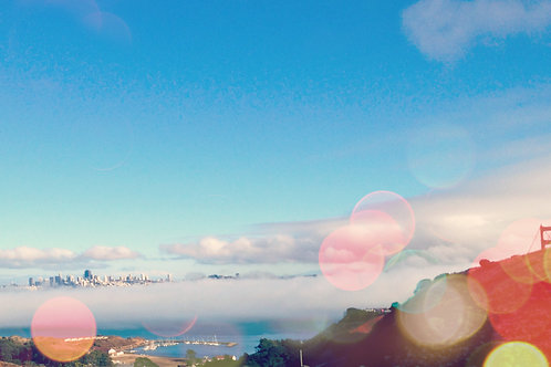 San Francisco Sky - COMMERCIAL LICENSE