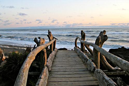 Beach Bridge - COMMERCIAL LICENSE