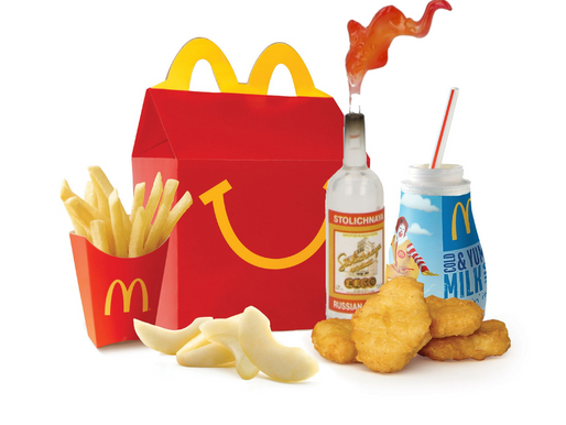 """McDonald's unveils """"Peaceful Protest"""" Happy Meal toys"""