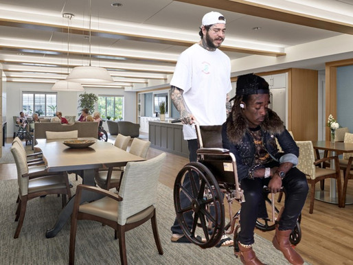 """""""Nursing Homies"""" Opens First Assisted Living Center for Retiring Rappers"""