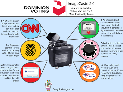 Dominion releases new voting machine in preparation for 2024 election