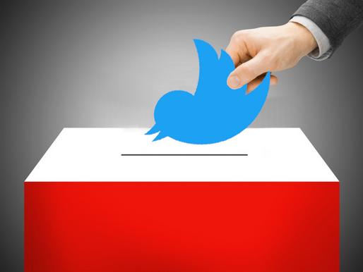 "Jack Dorsey revolutionizes democracy with ""Vote By Tweet"""