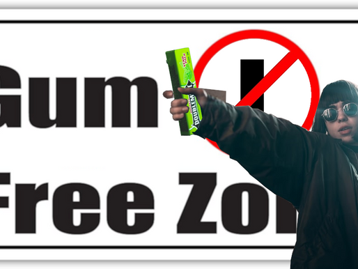 Critical typo sees Delaware pass gum control legislation