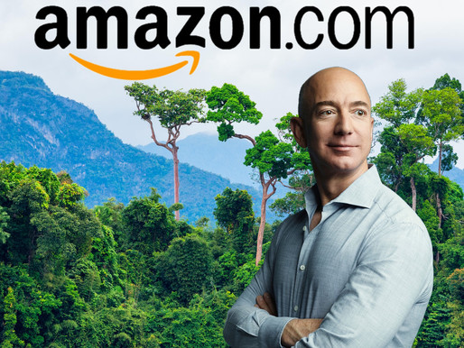 Jeff Bezos Sues Amazon Rainforest for Trademark Violation