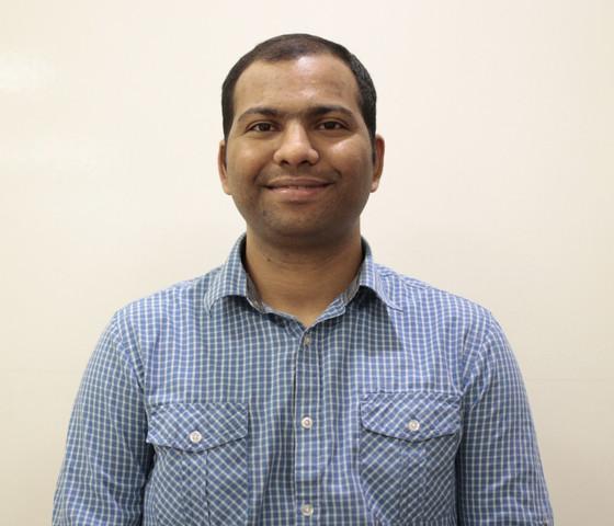 Raj Merugu congratulations on your Henry Hochstetter Prize for excellent preformance as a graduate t