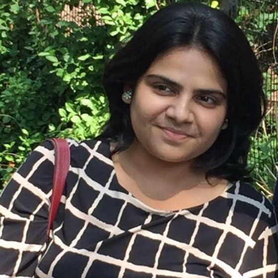 Upasana Banerjee the Queen of Awards, congratulations on your Doctoral Enhancement Fellowship, Milto